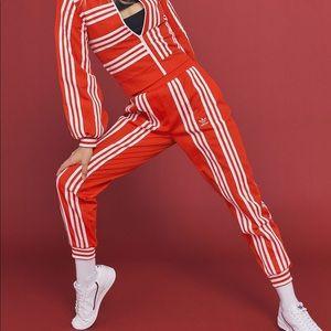 Adidas x Ji won Choi track pants